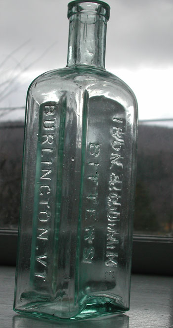 doctor marshalls snuff bottle