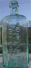 antique pontil bottle