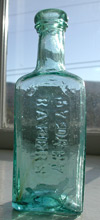 paine panacea antique medicine bottle